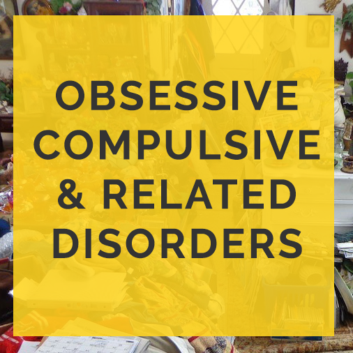 At Maryland Anxiety we specialize in Obsessive-Compulsive Disorder
